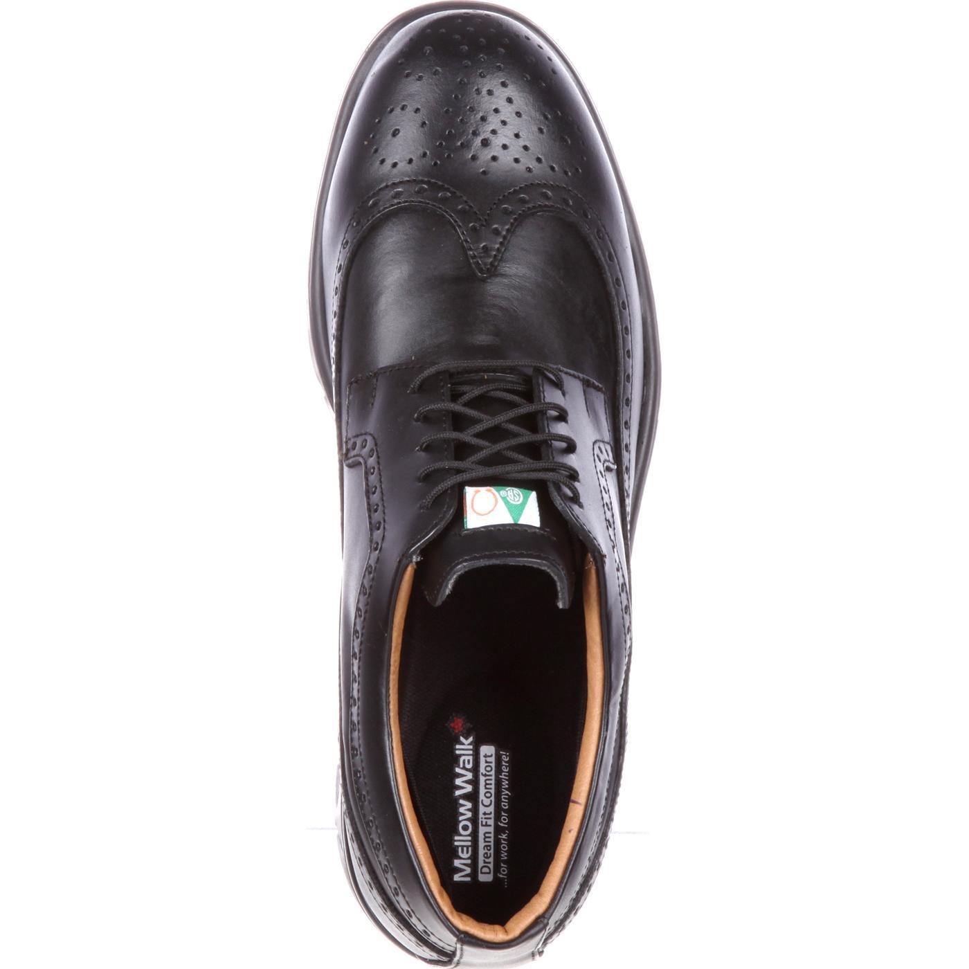 Mens Steel Tip Dress Shoes