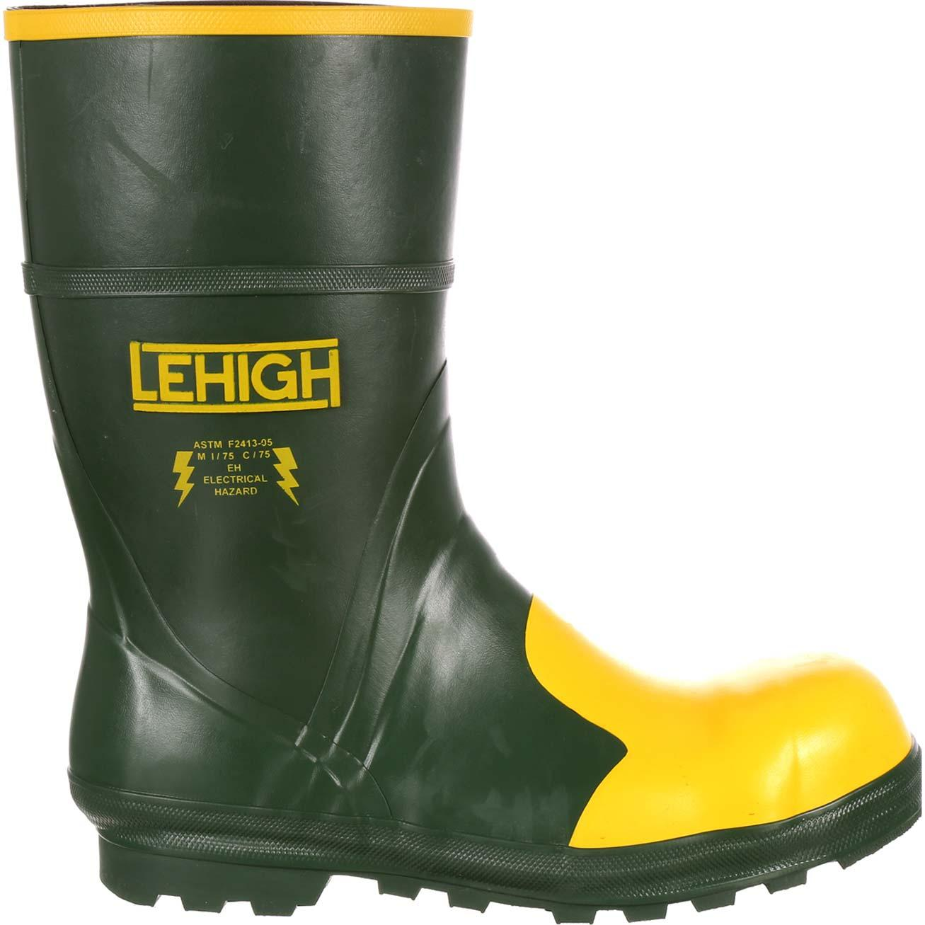 Lehigh Safety Shoes