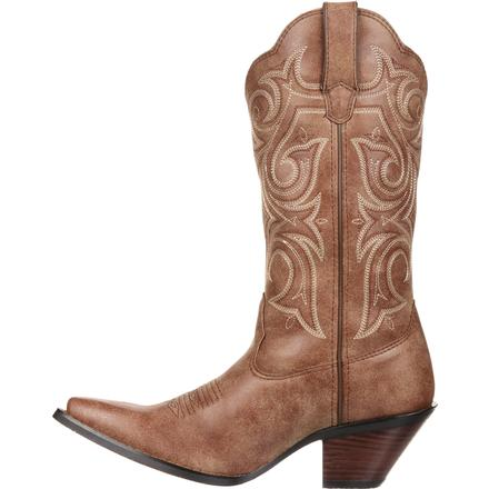 Crush™ by Durango® Women's Scall-Upped Western Boot, , large
