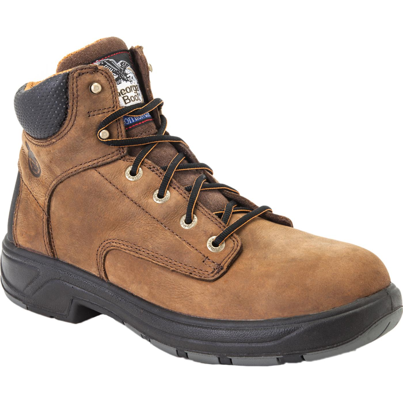 Georgia Boot Men S Flxpoint Composite Toe Work Footwear