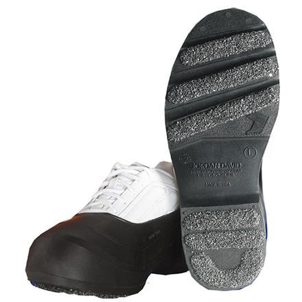 Jordan David All Traction Overshoe. Black Low-cut Galoshes ...