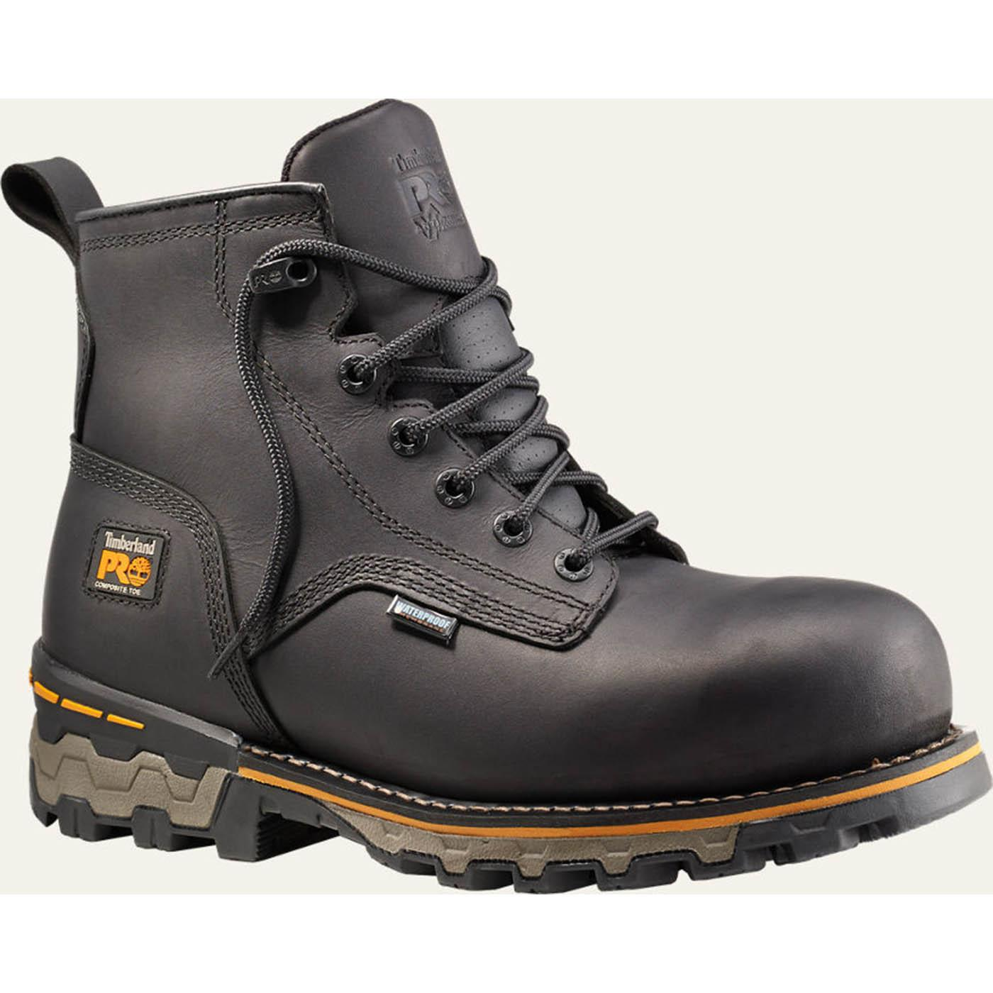 Timberland PRO Boondock Composite Toe Waterproof Work BootTimberland PRO  Boondock Composite Toe Waterproof Work Boot e906956a1