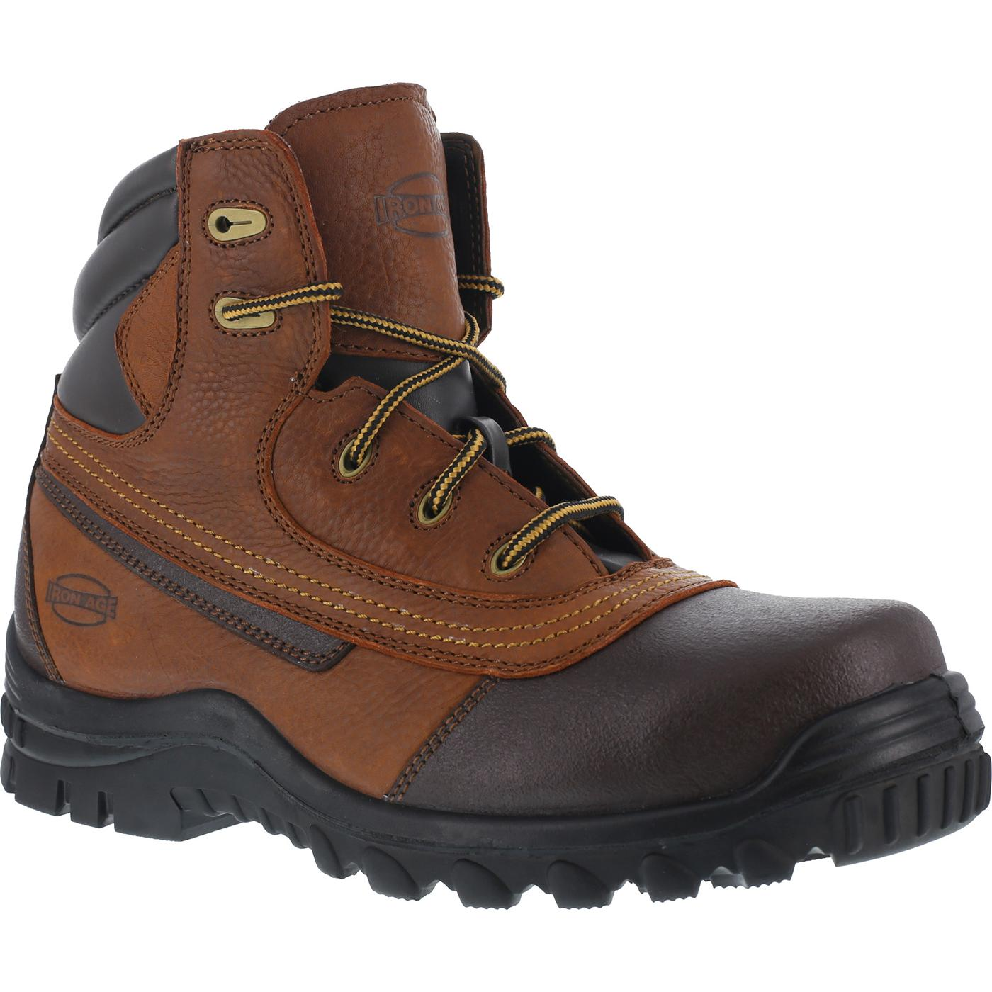 04e49c63256 Iron Age Backstop Steel Toe Static-Dissipative Work Boot