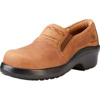 Ariat Expert Women's Composite Toe Static-Dissipative Slip-On Work Clog, , medium