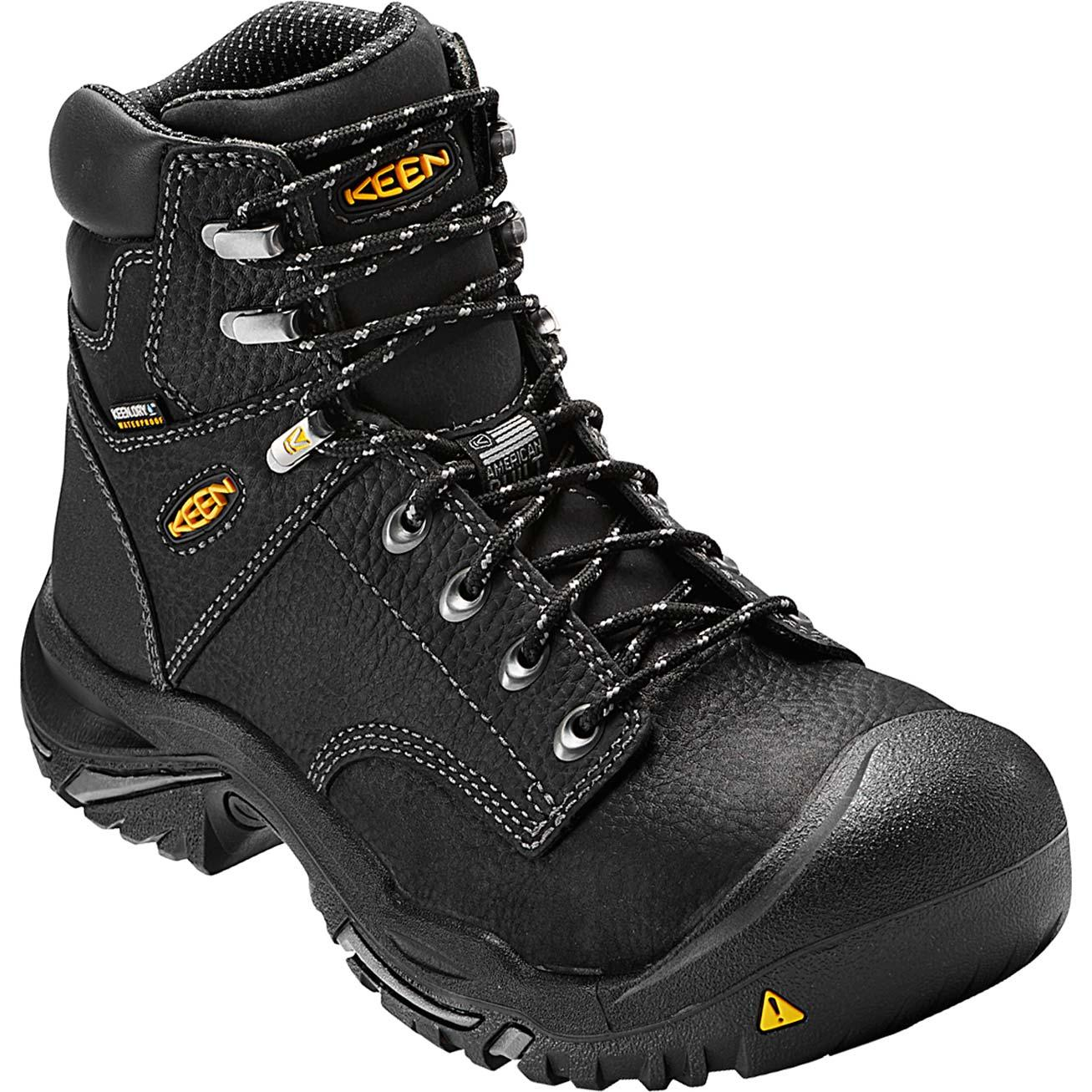 39b10fe6649 KEEN Utility® Mt Vernon Steel Toe Waterproof Work Boot