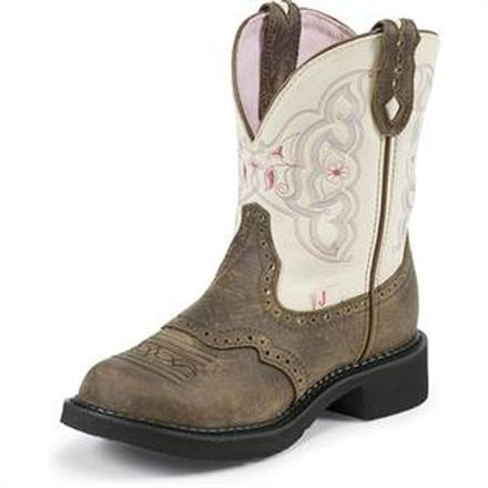 bde13ad9030 Justin Gypsy Women's Pull-On Western Boot