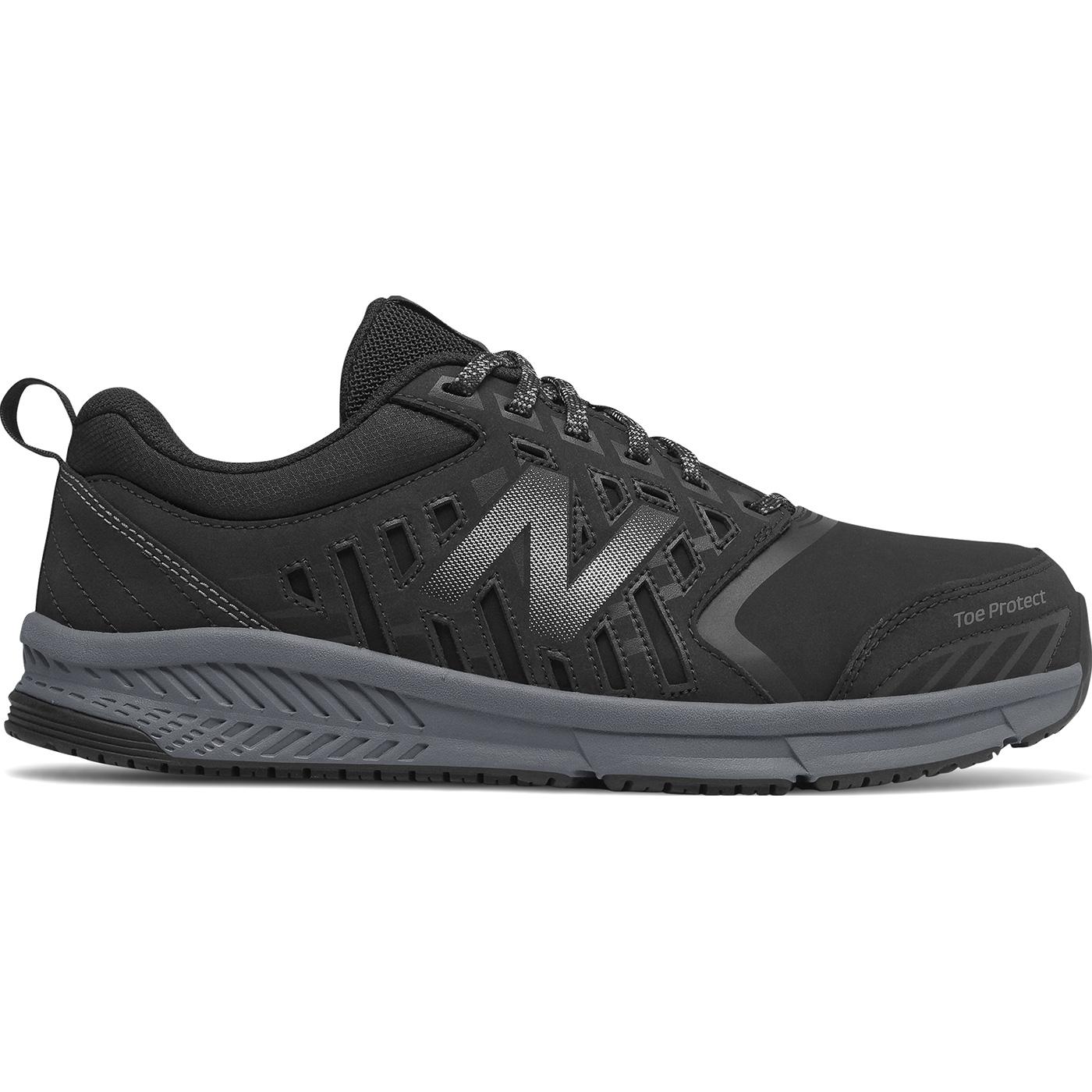 low priced 9770d e3164 New Balance 412v1 Men s Alloy Toe Black Athletic Work ShoesNew Balance  412v1 Men s Alloy Toe Black Athletic Work Shoes,