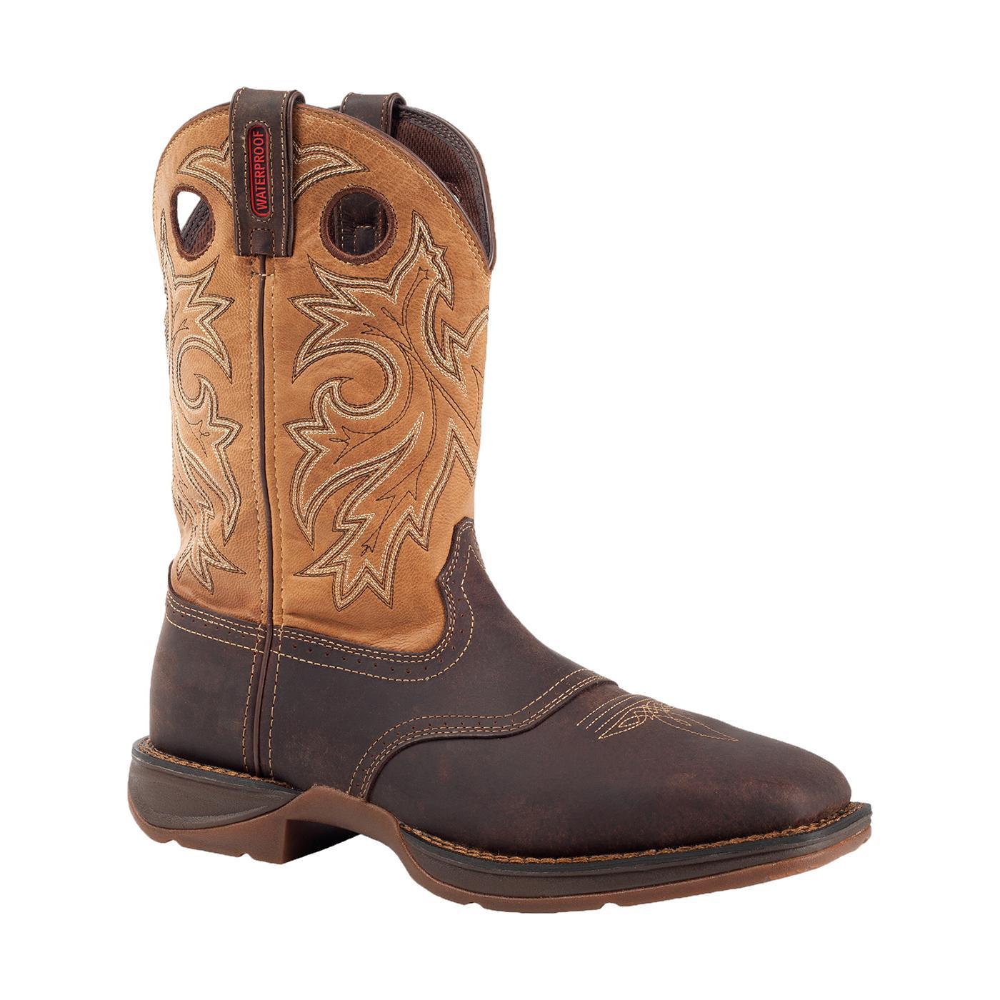 4ea3c344400 Rebel by Durango Steel Toe Waterproof Western Boot