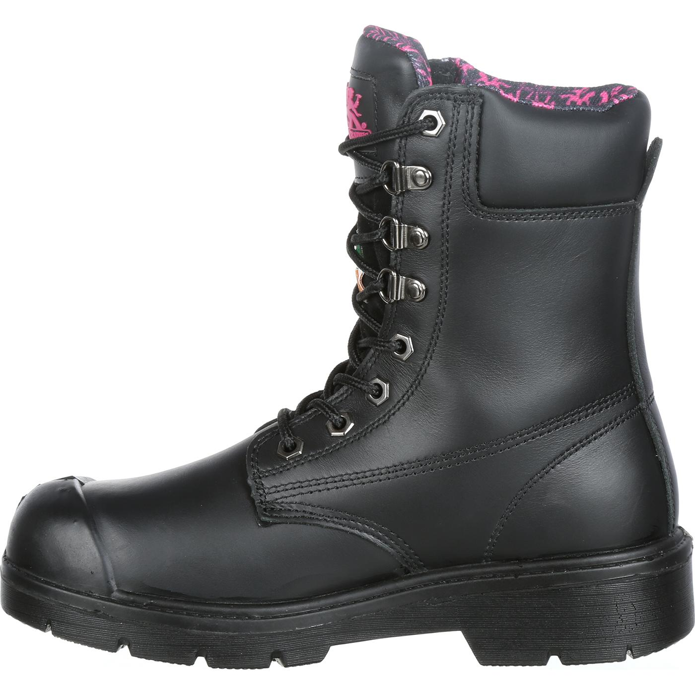 3a64821182d Moxie Trades Anne Women's Steel Toe CSA-Approved Puncture-Resistant  Waterproof Work Boot