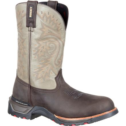 Rocky TechnoRam Waterproof Western Boot, , large