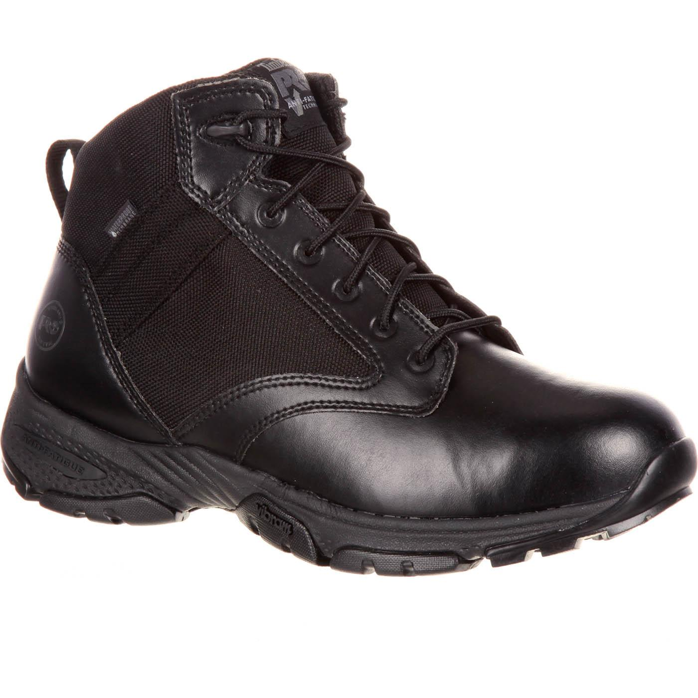 6c75e974716 Timberland PRO Valor Unisex Waterproof Tactical Duty Boot