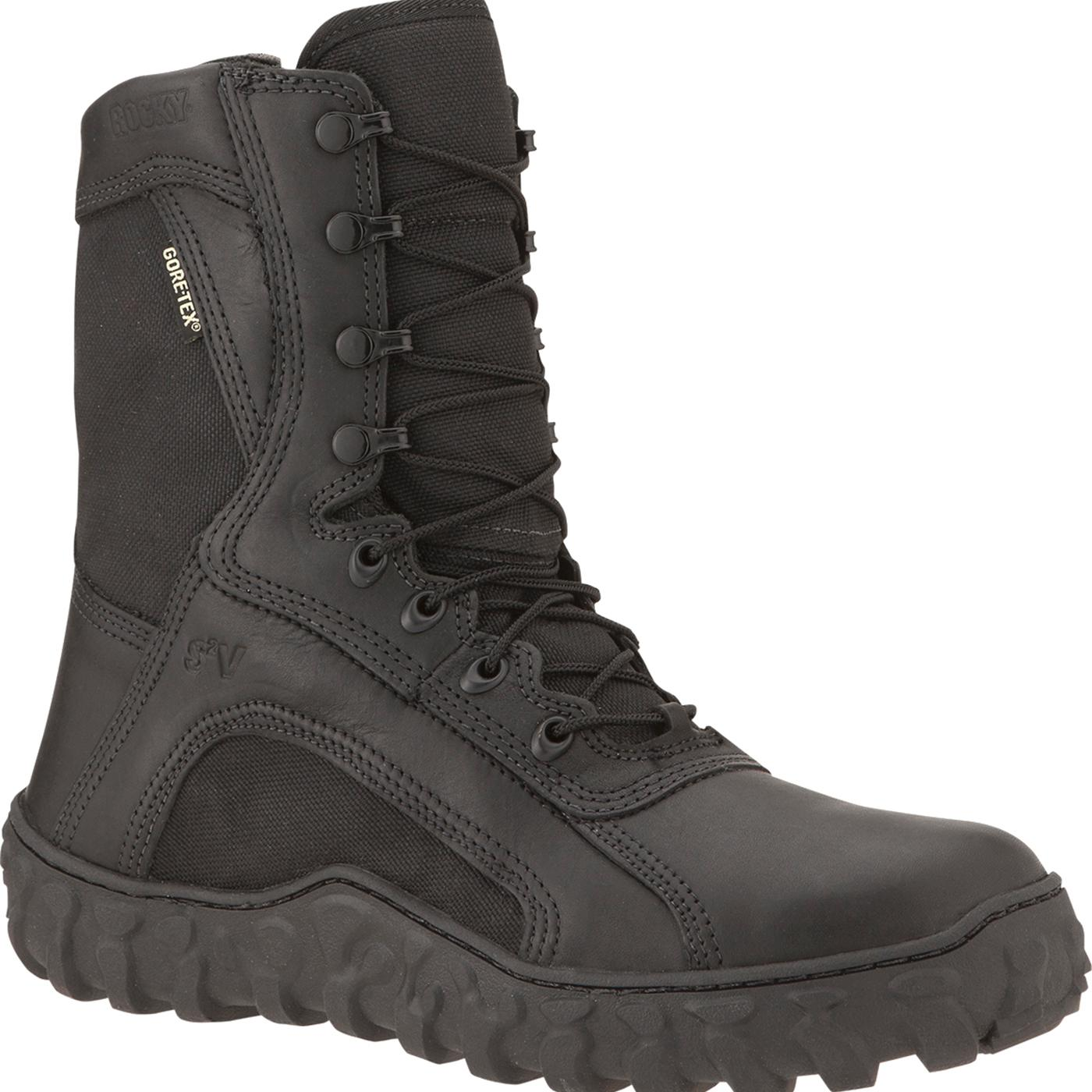 18535cffeb7 Rocky S2V GORE-TEX® Waterproof Tactical Military Boot