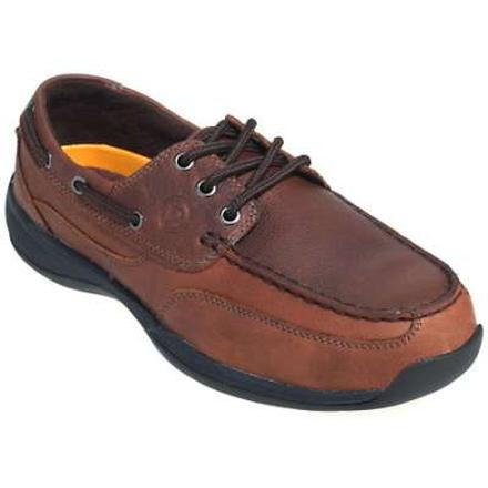 Rockport Works Sailing Club Steel Toe Boat Shoe