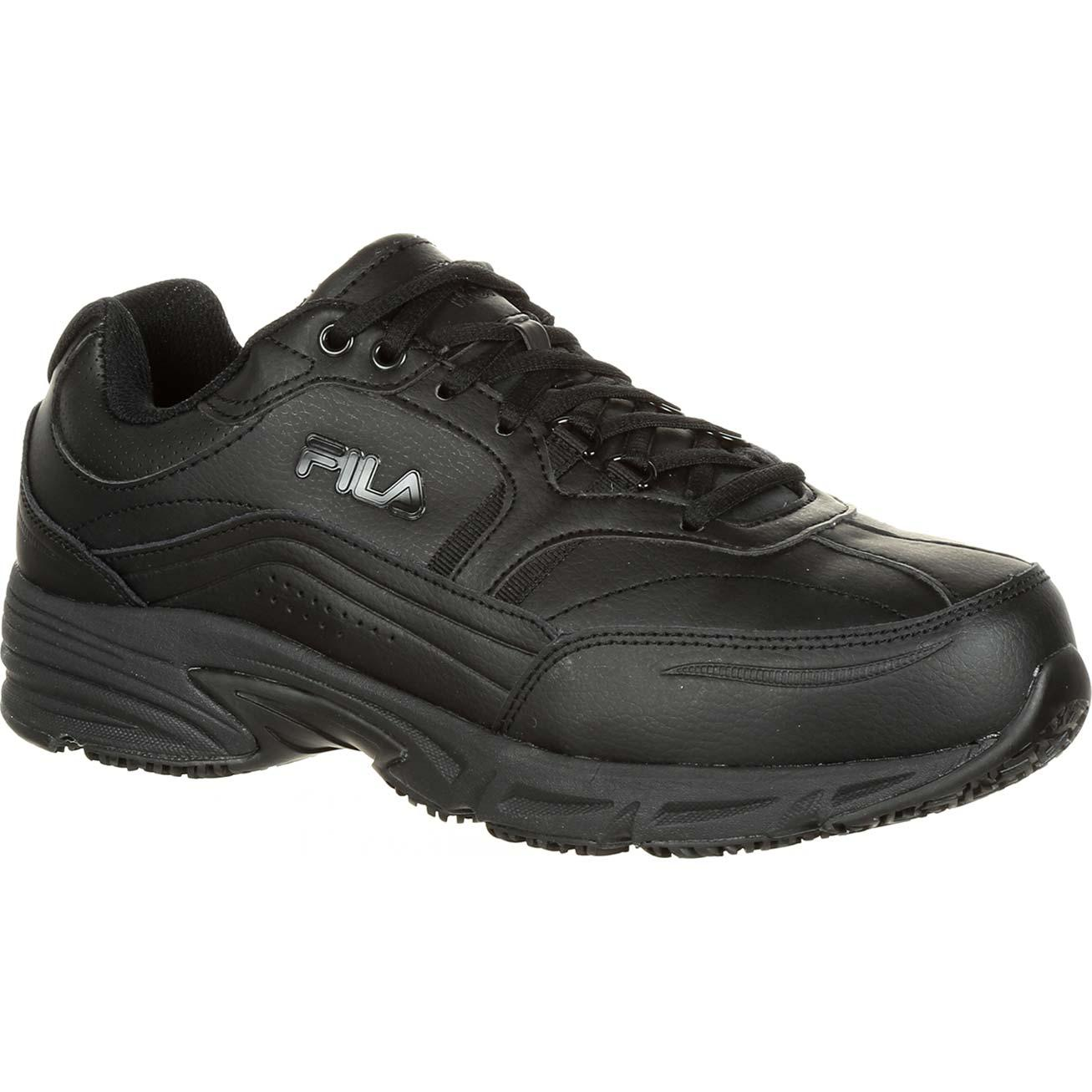 c66c160e019c Fila Memory Workshift Steel Toe Slip-Resistant Work Athletic ShoeFila Memory  Workshift Steel Toe Slip-Resistant Work Athletic Shoe