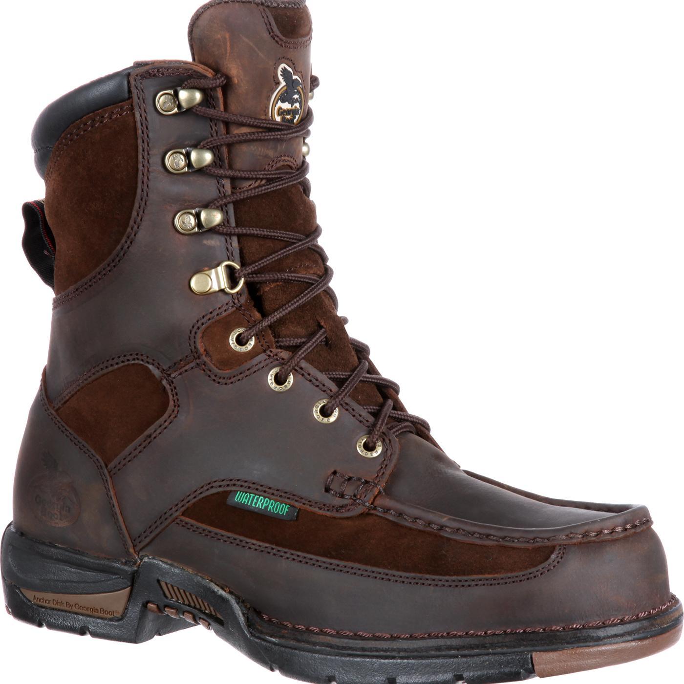 84f753e4e54 Georgia Boot Athens Waterproof Work Boot