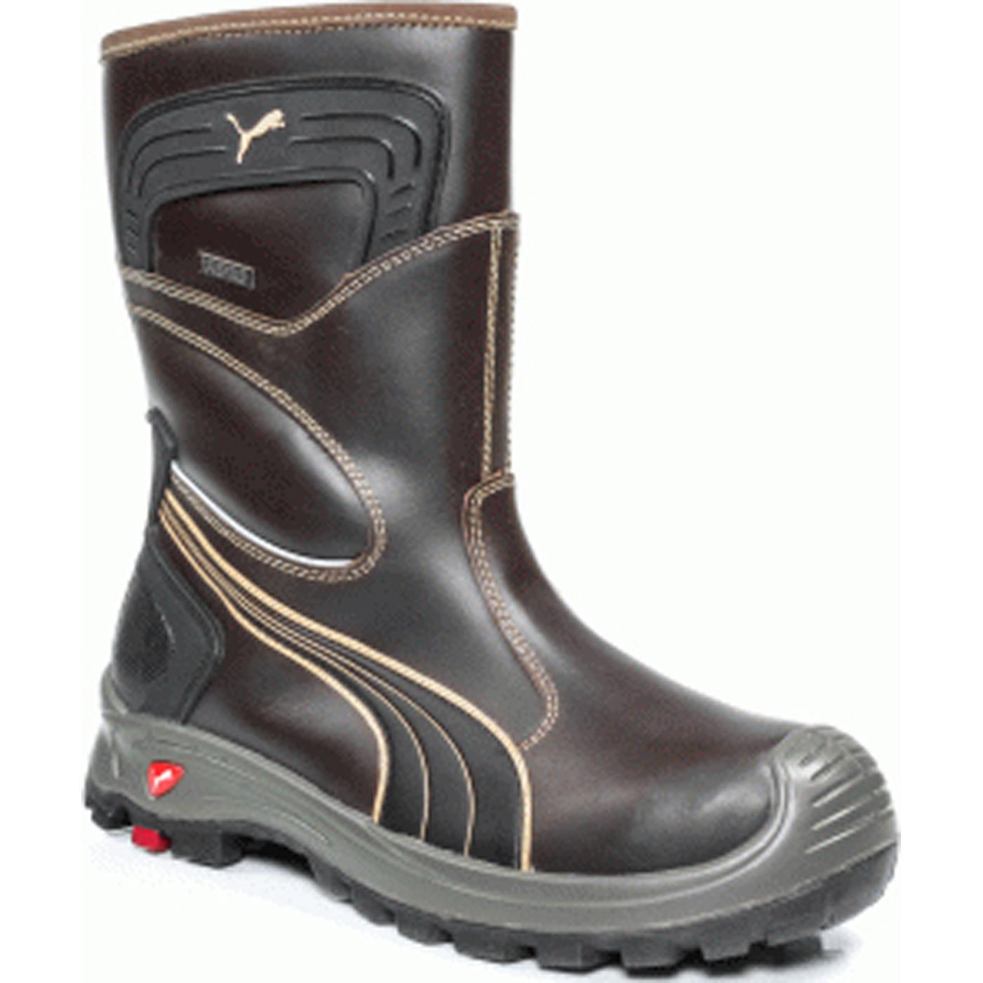 Puma Composite Toe Waterproof Wellington Work Boot P630435