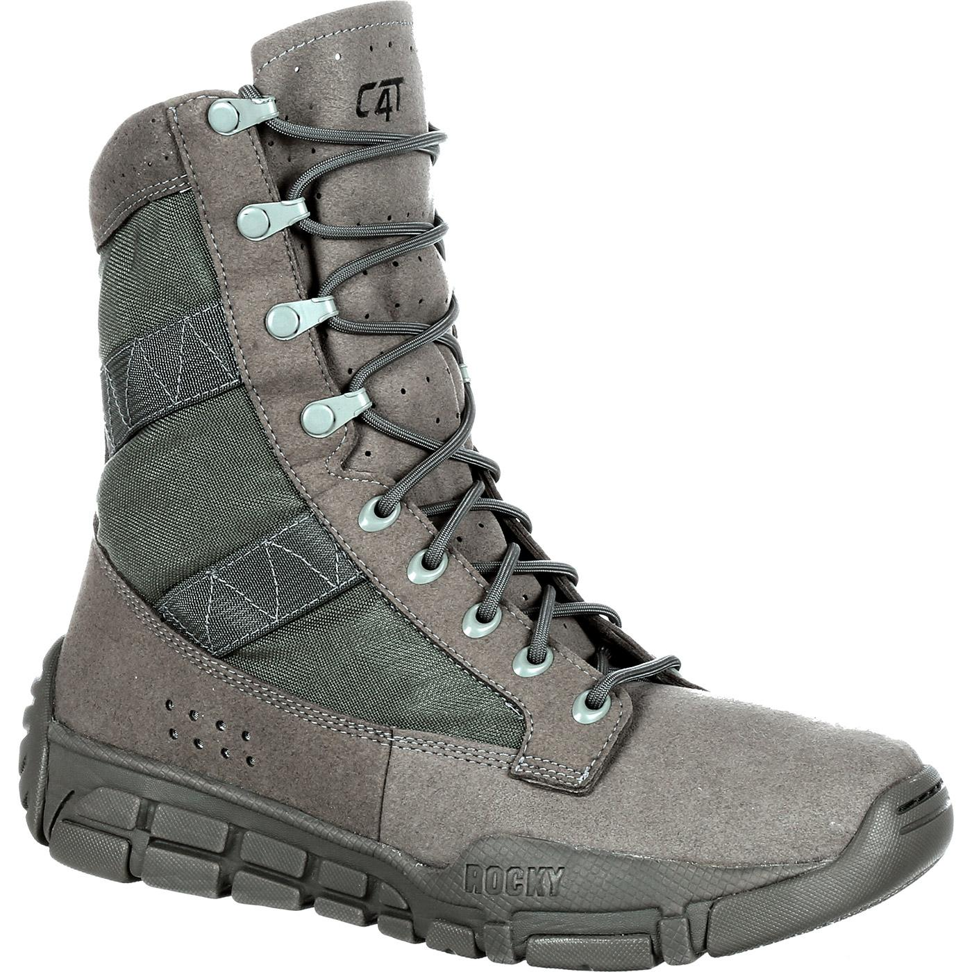 Lightweight Military Duty Boot, Rocky C4T Trainer FQ0001073