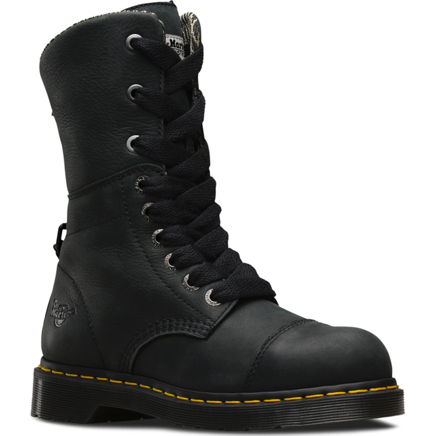 Dr. Martens Leah Women s Steel Toe Roll-down Work BootDr. Martens Leah Women s  Steel Toe Roll-down Work Boot a6dea775a5
