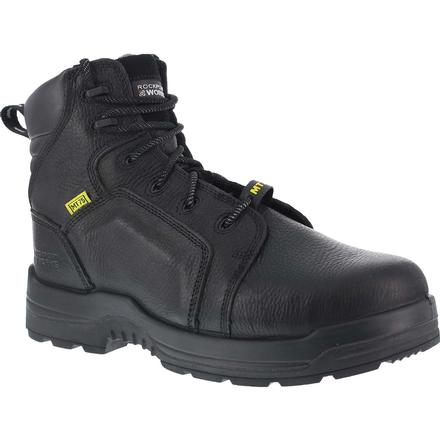 Rockport Works More Energy Composite Toe Metatarsal Work Boot