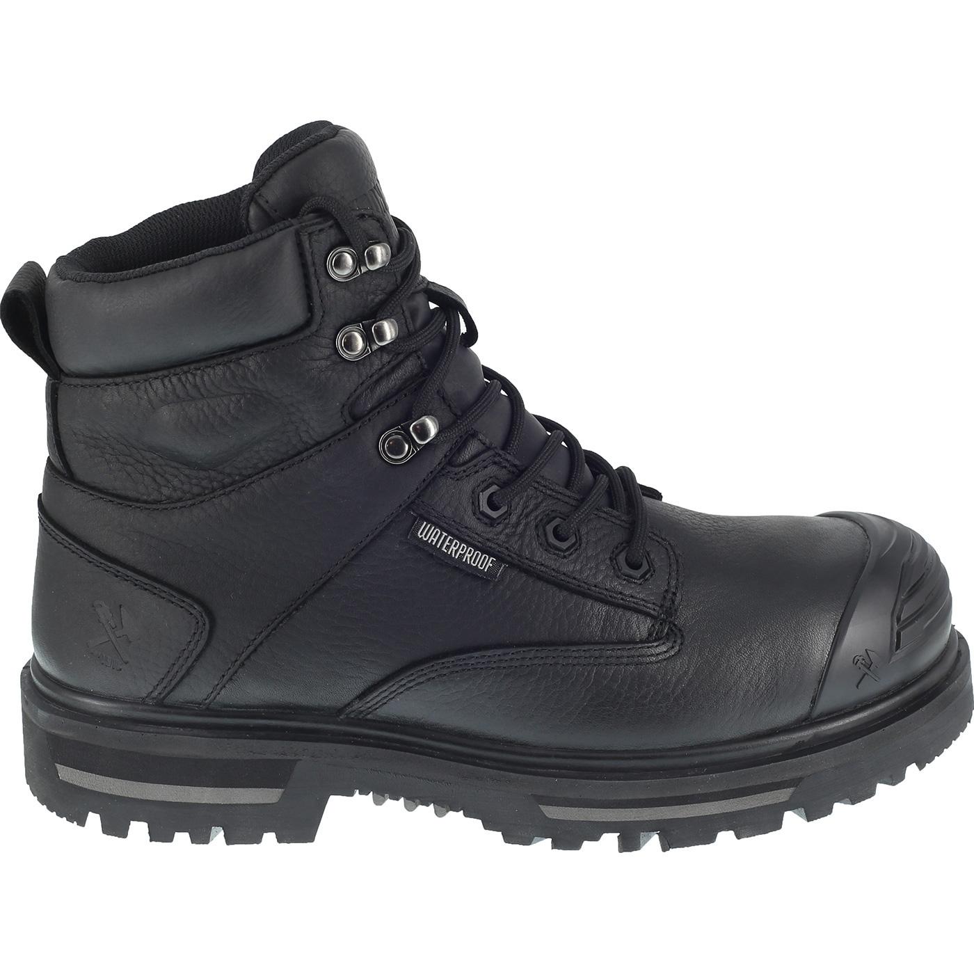b82b950331f Iron Age Troweler Men's Composite Toe Waterproof Work Boot