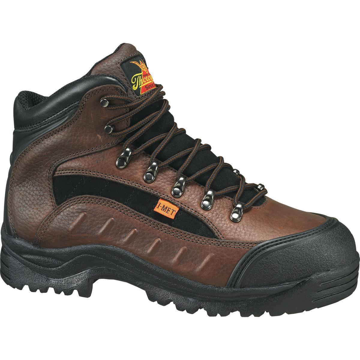 b0689747fc1 Thorogood Women's Steel Toe Internal Metatarsal Work Boot, #5044312