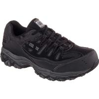 SKECHERS Work Relaxed Fit Crankton Steel Toe Work Athletic Shoe, , medium