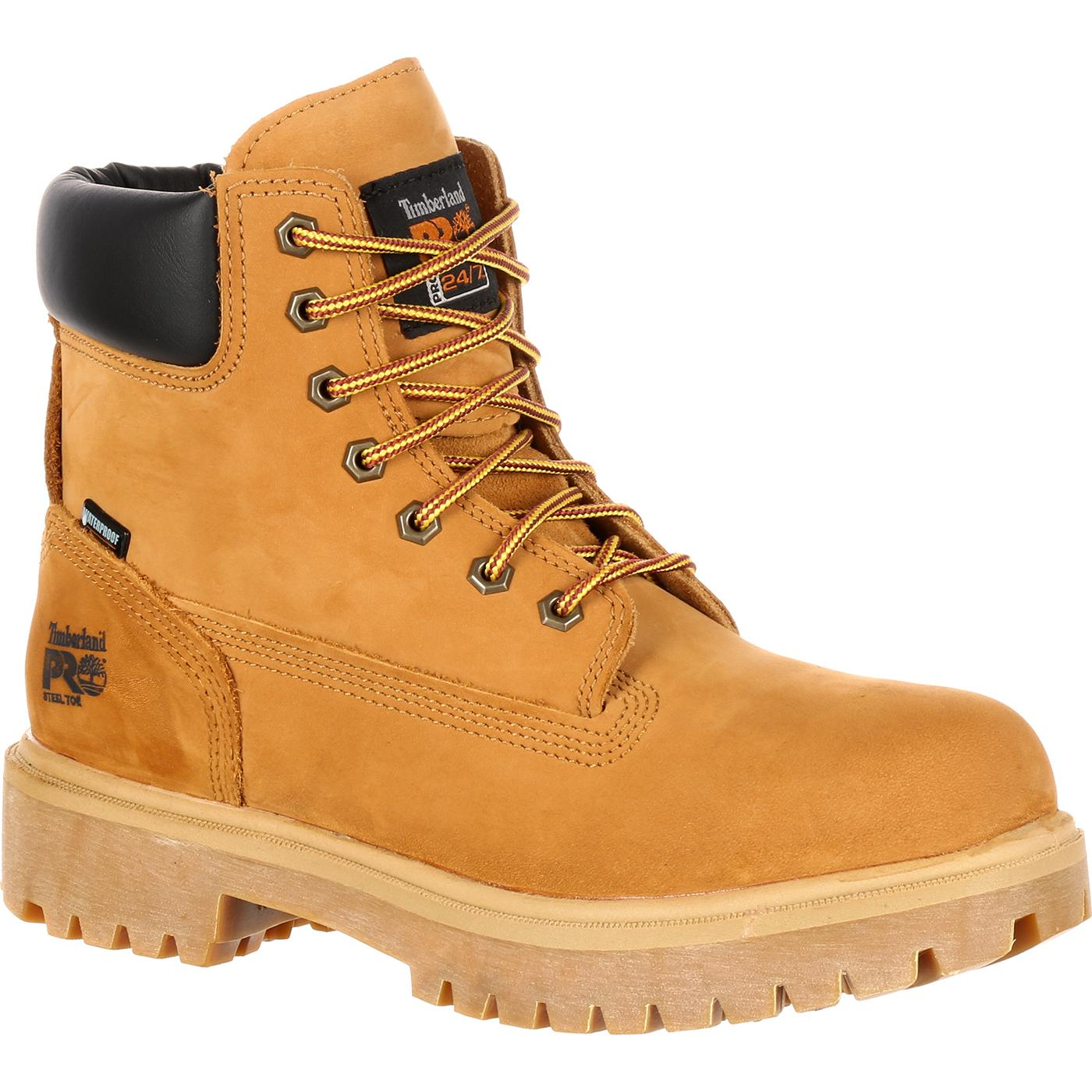 Timberland PRO Direct Attach Steel Toe Waterproof 200g Insulated ...