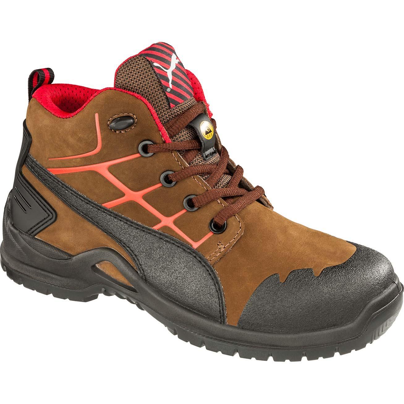 Puma Safety Shoes Size Chart