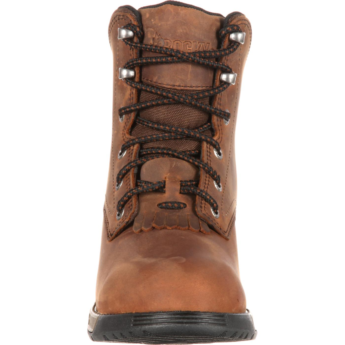 Womens stylish work boots