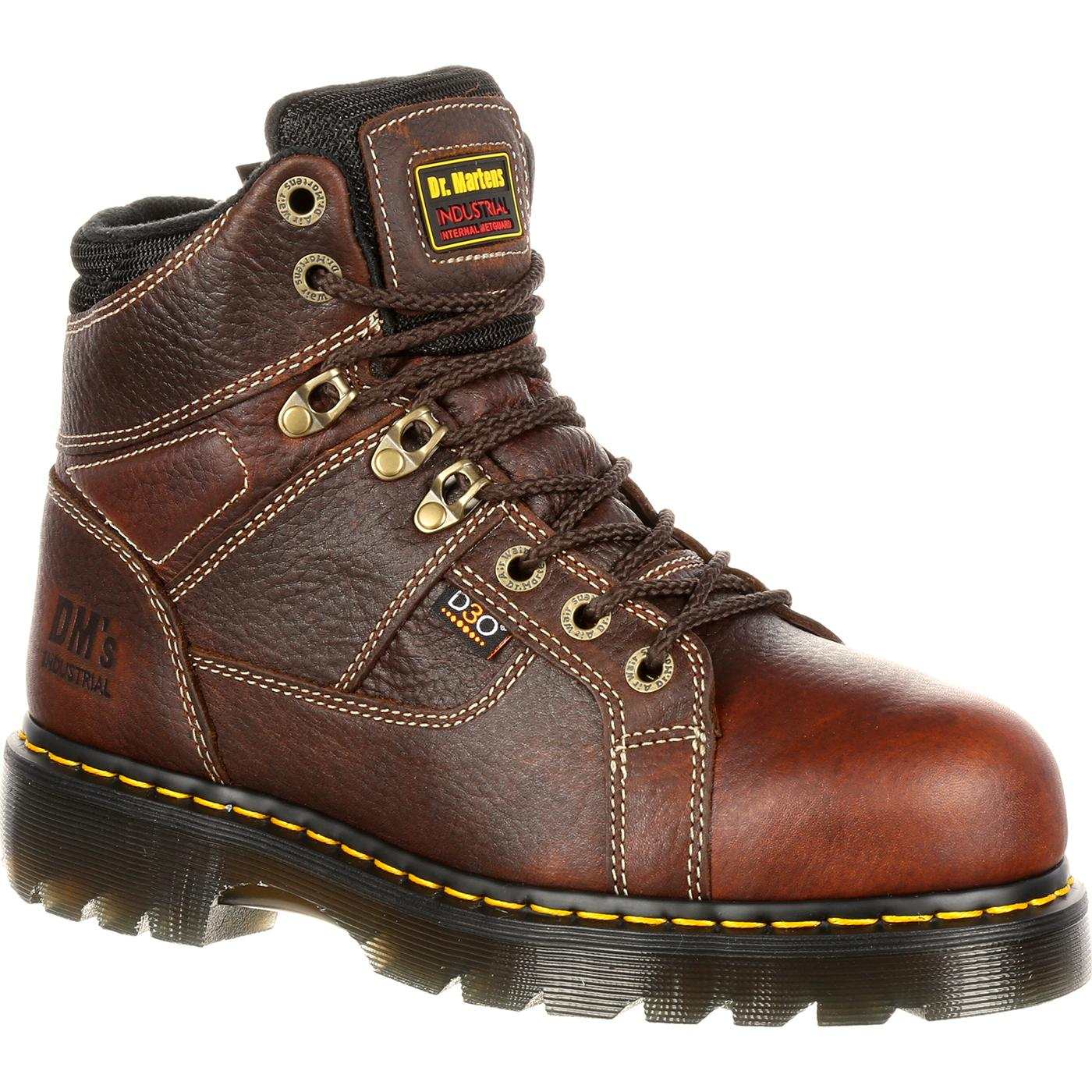 a87f7225596 Dr. Martens Ironbridge Steel Toe Internal Met Guard Work BootDr. Martens  Ironbridge Steel Toe Internal Met Guard Work Boot,