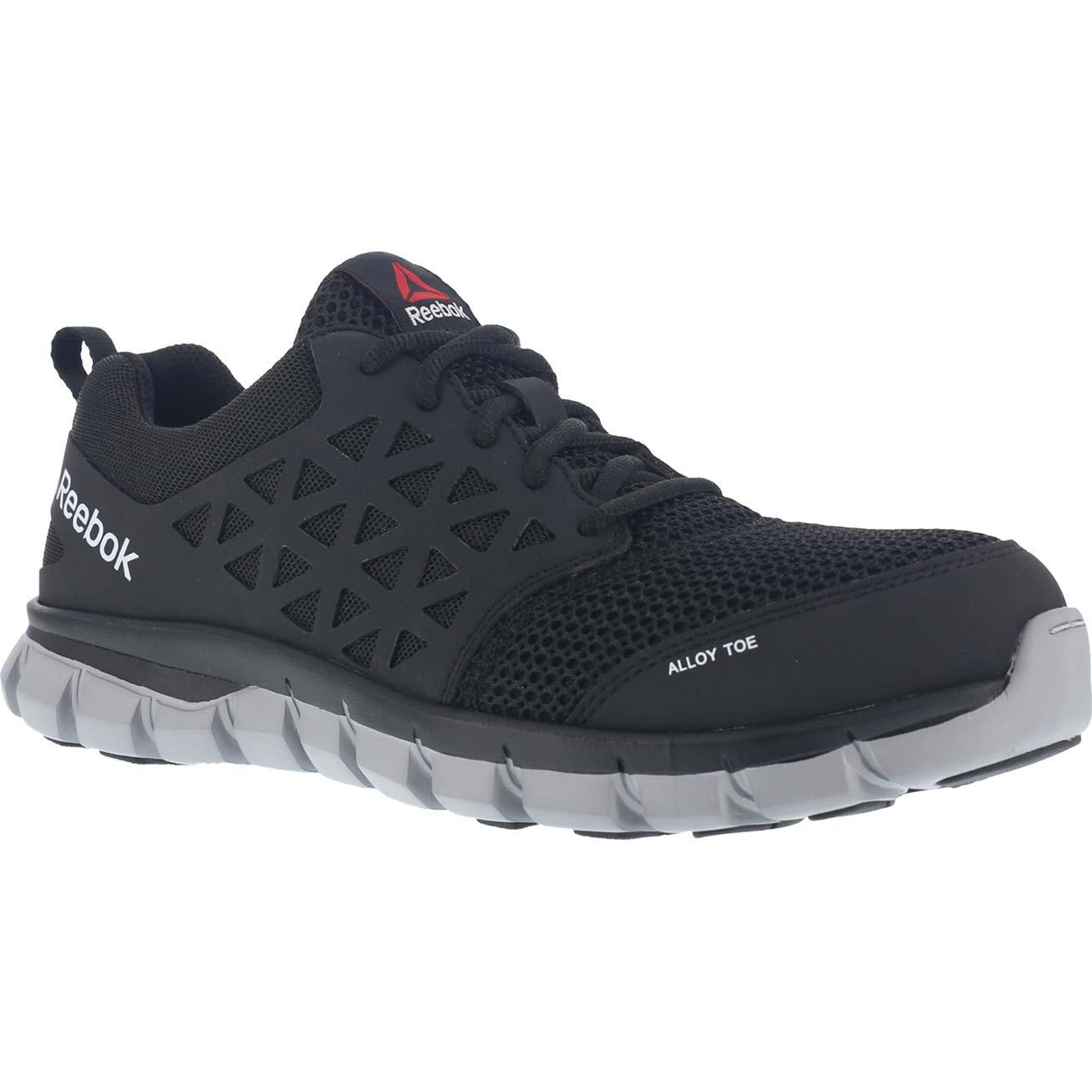 Reebok Sublite Cushion Work Men s Alloy Toe Electrical Hazard Work Athletic  ShoeReebok Sublite Cushion Work Men s Alloy Toe Electrical Hazard Work  Athletic ... 3fdaf4fe4