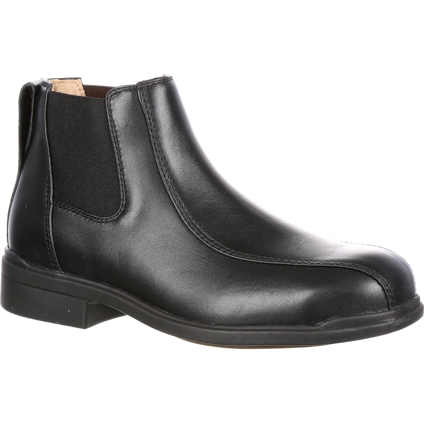 Blundstone Executive Steel Toe Dress Work Shoe. BLU782
