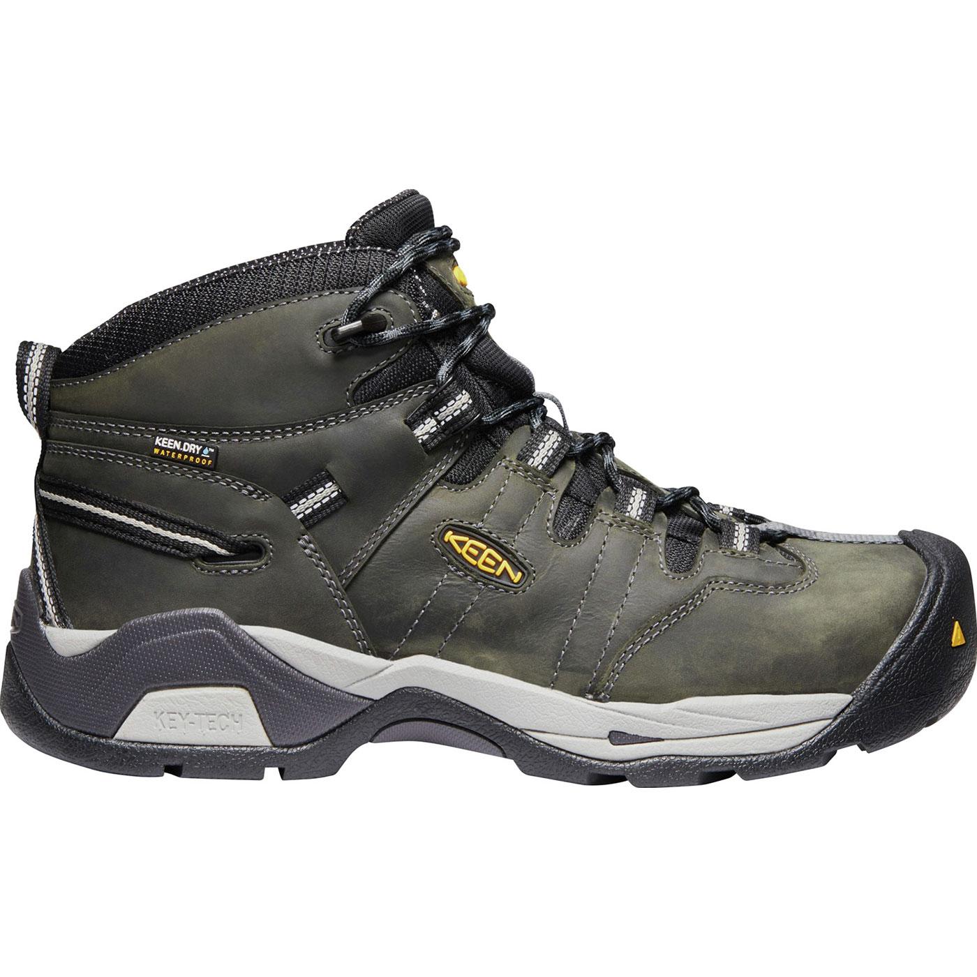 43fcf4f8e3b KEEN UTILITY® Detroit XT Men's Steel Toe Waterproof Electrical Hazard Work  Hiker