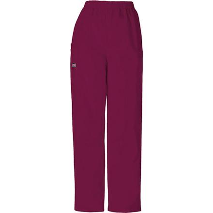 Cherokee Women's Wine Utility Pant, , large