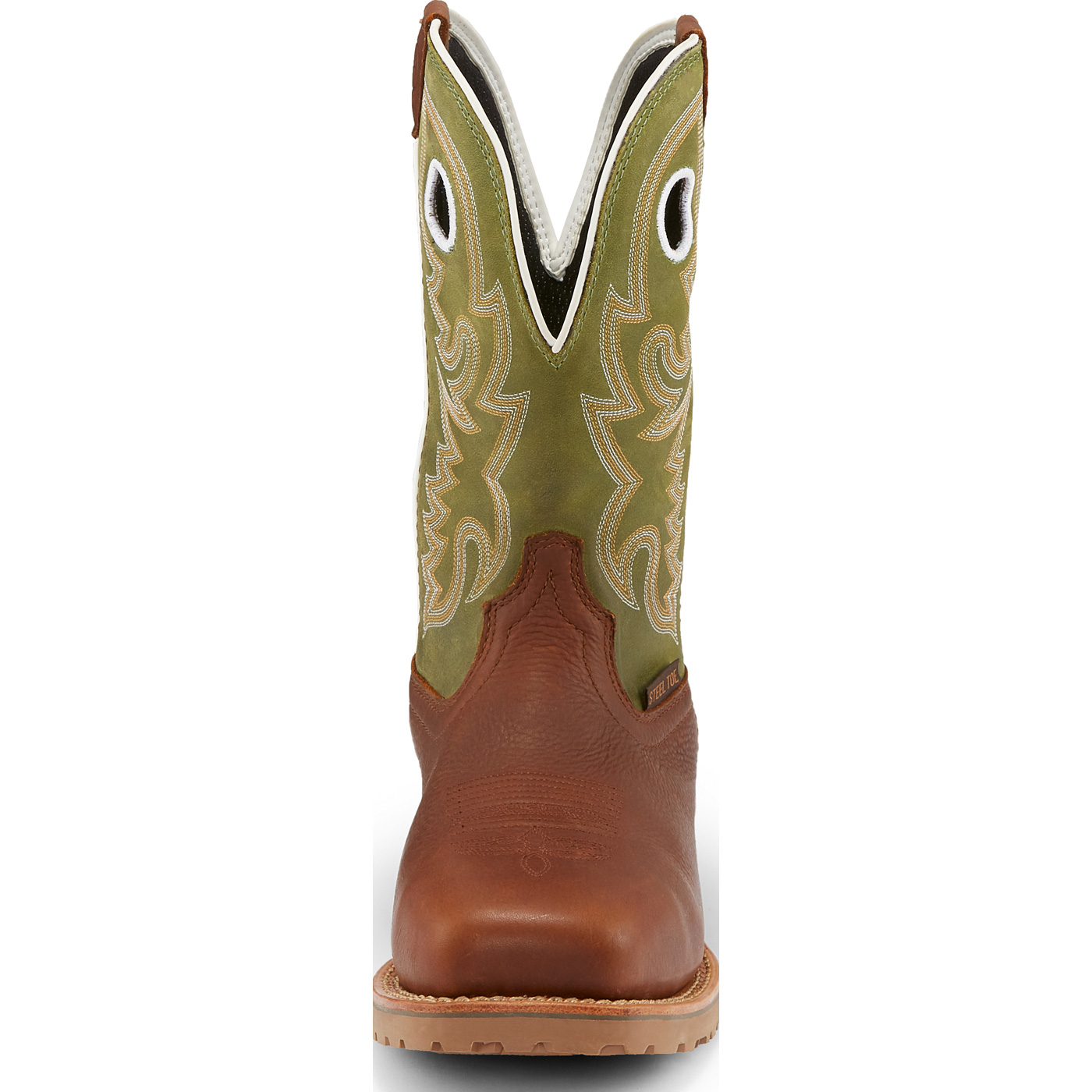 f1b26639ea7a Loading zoom. Justin Work Marshal Men s 11 inch Steel Toe Electrical Hazard  Waterproof ...