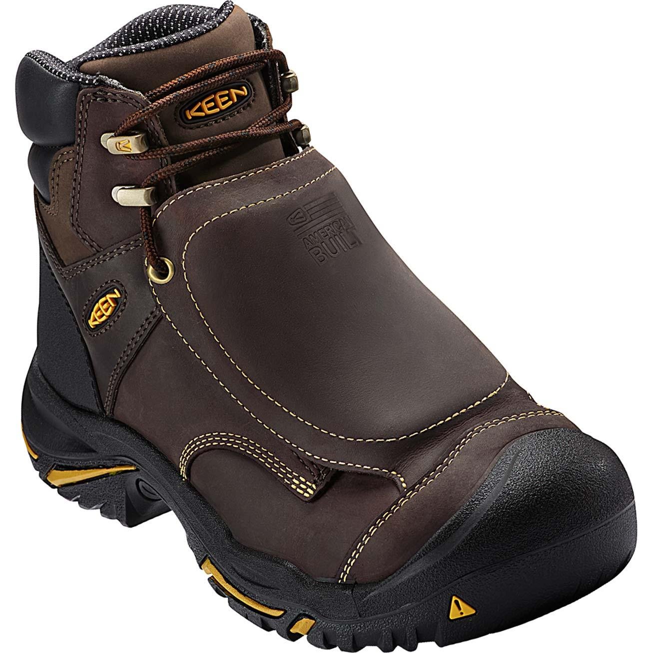 f9a54ffc07b KEEN Utility® Mt Vernon Steel Toe Met Guard Waterproof Work Boot