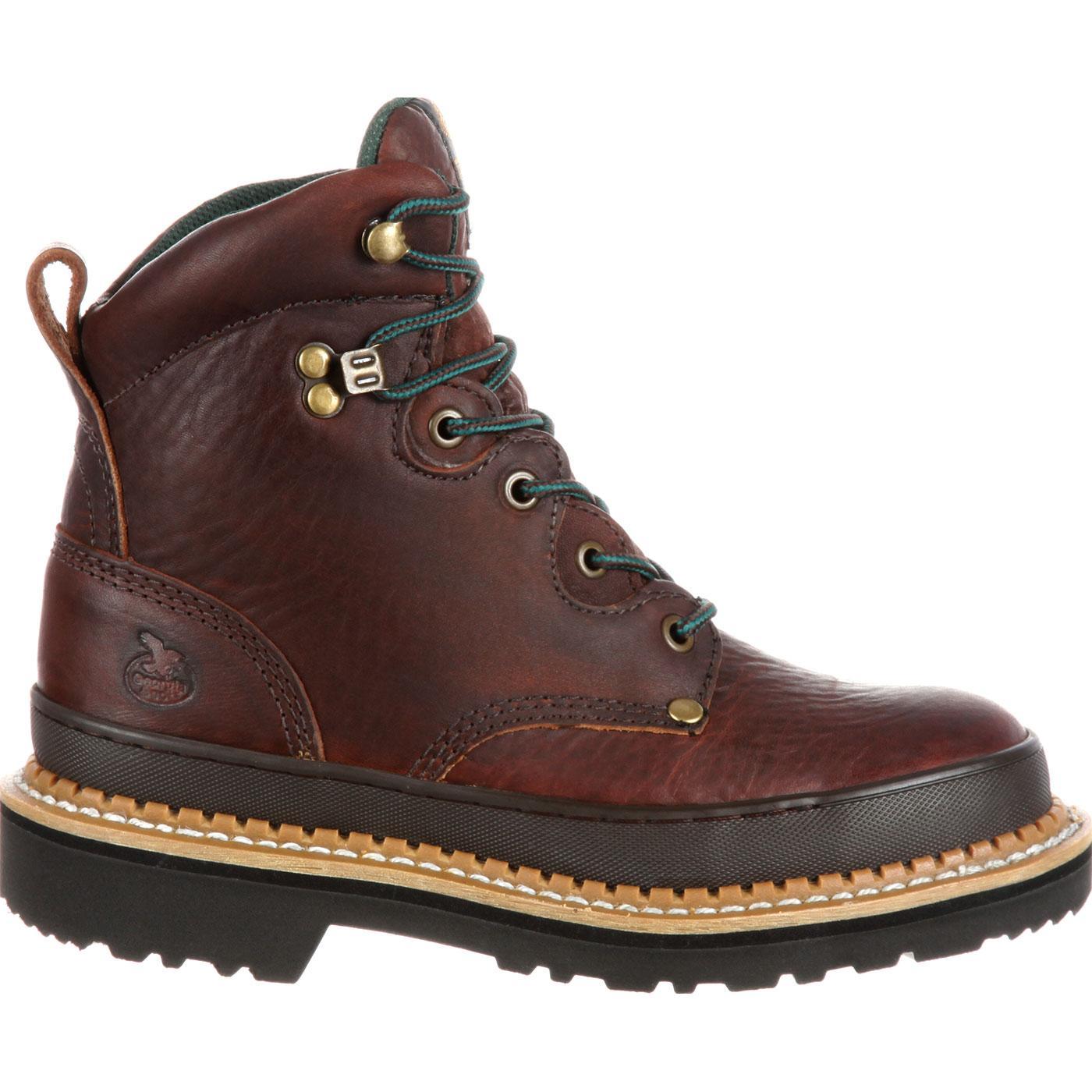84573c31cec Georgia Giant Women's Steel Toe Work Boot