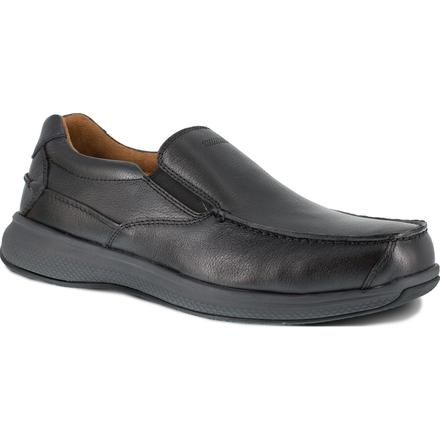 Florsheim Work Bayside Men's Steel Toe Static-Dissipative Slip-On Shoes, , large