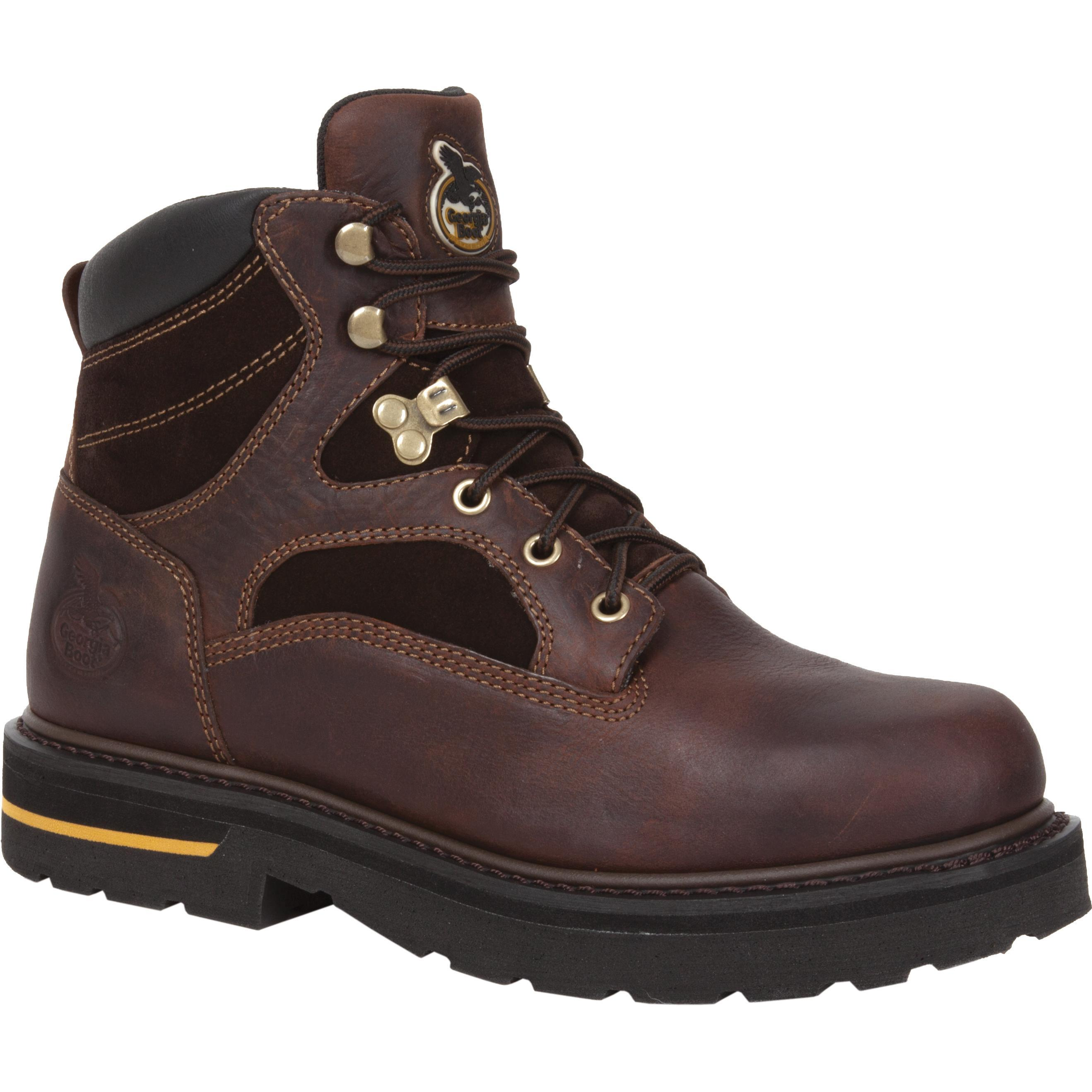 Georgia Legacy 37 Work Boots Comfortable Work Boots