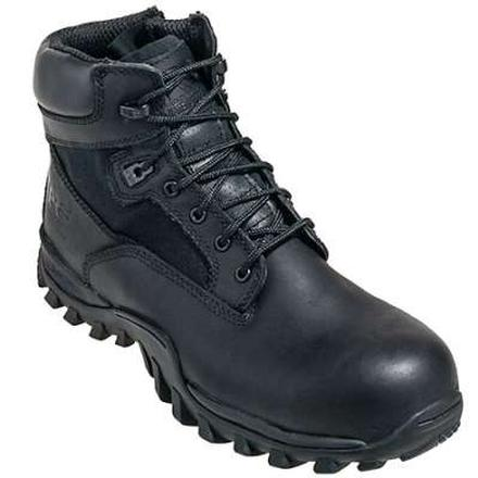 11646dacbb3 Timberland PRO Valor Comp Toe Waterproof Side Zipper Duty Work Boot ...