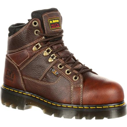 Dr. Martens Ironbridge Steel Toe Internal Met Guard Work Boot