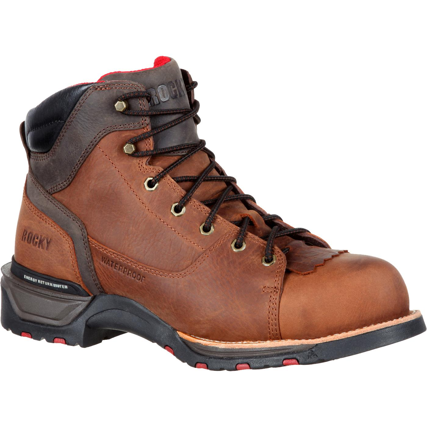 796298e8aab Rocky Technoram Composite Toe Waterproof Work Boot