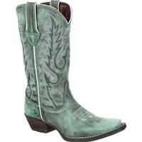 Durango Dream Catcher Women's Teal Western Boot, , medium