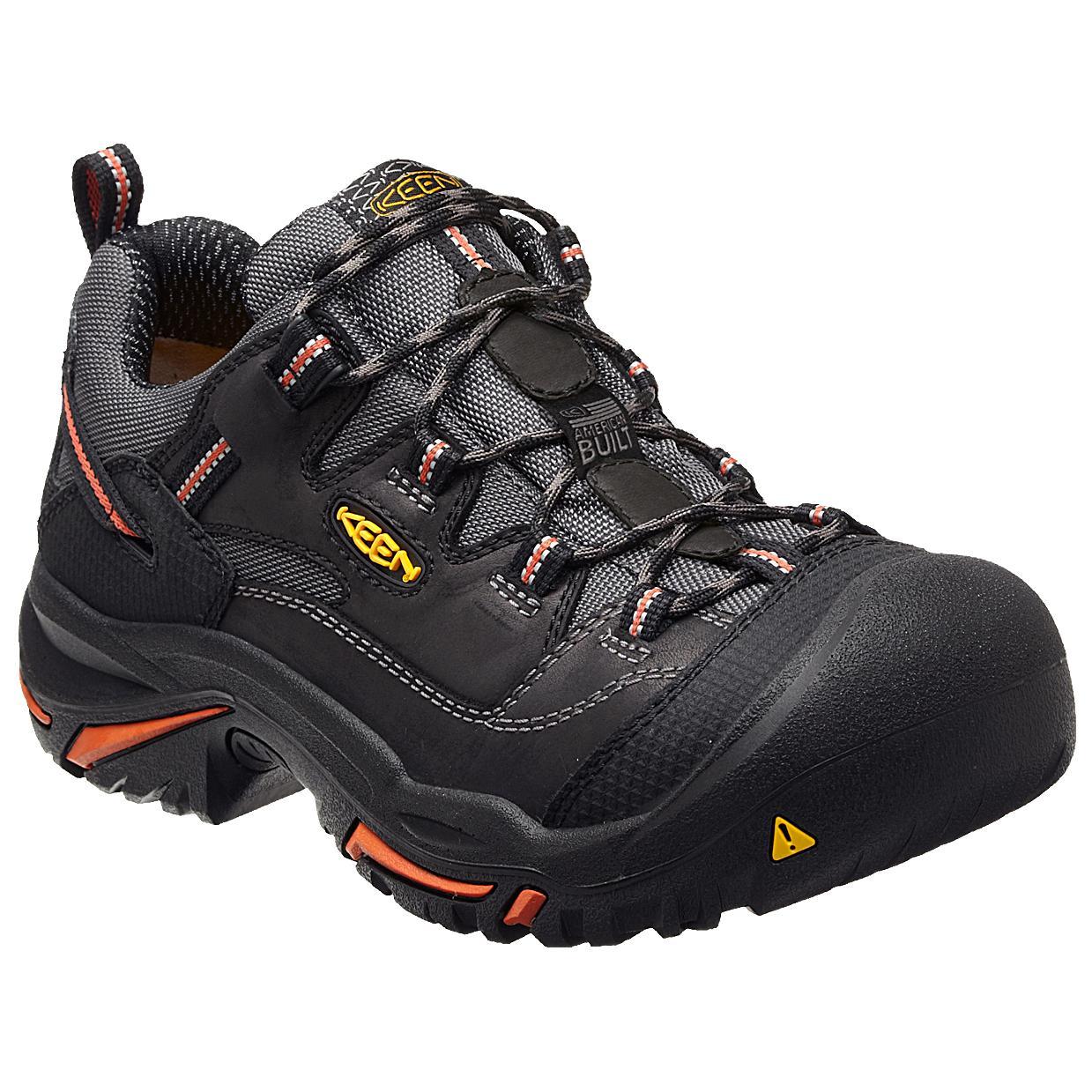 f73bb85162 KEEN Utility® Braddock Low Steel Toe Athletic Work ShoeKEEN Utility®  Braddock Low Steel Toe Athletic Work Shoe