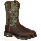 Ariat WorkHog Composite Toe Internal Met Guard Western Work Boot, , medium