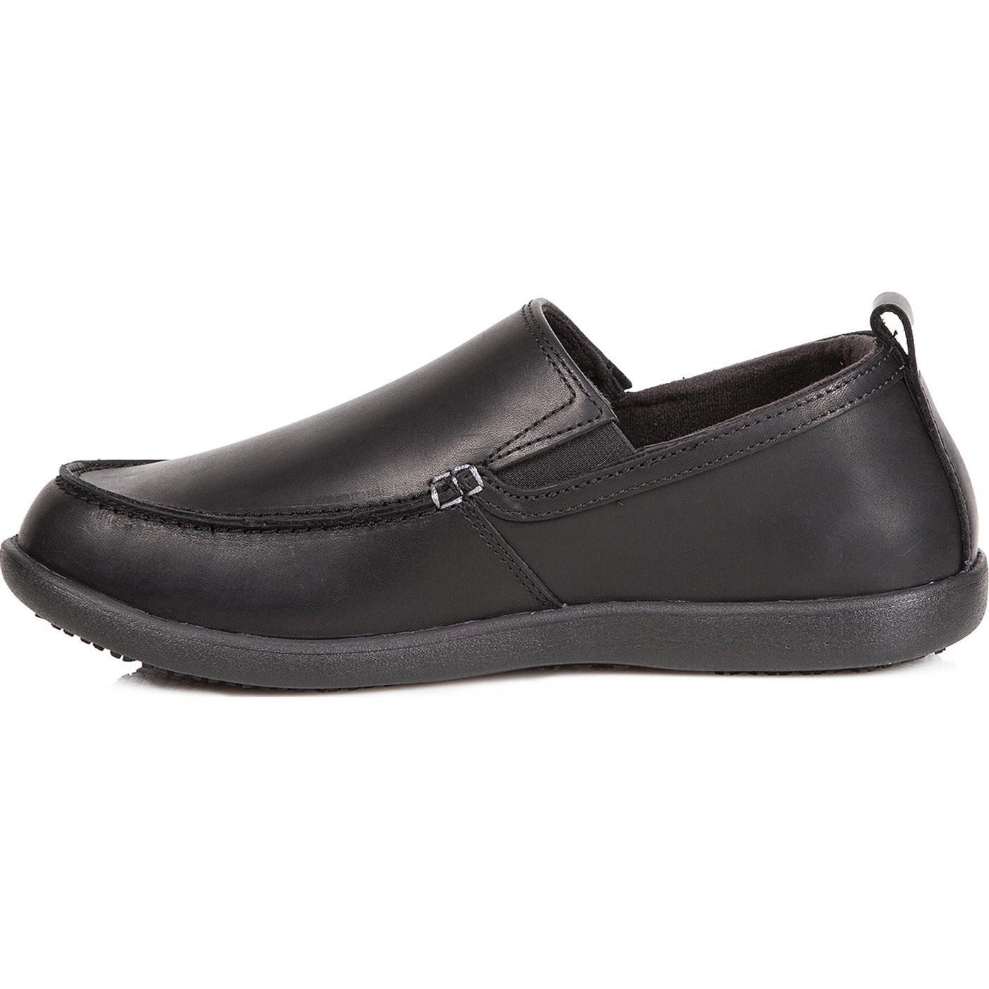 bb7e6f778 Crocs Tummler Slip-Resistant Slip-On Work Shoe