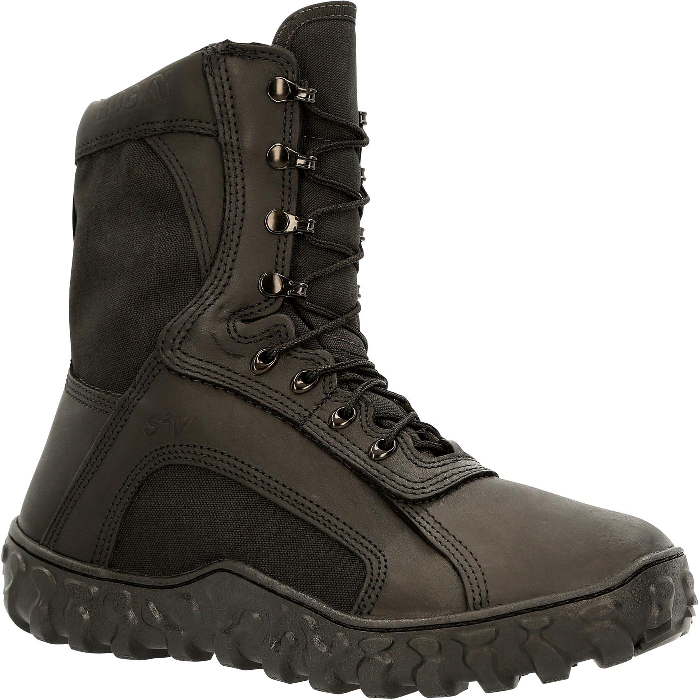 8974dcf0dc5 Rocky Black S2V 400G Insulated Tactical Military BootRocky Black S2V 400G  Insulated Tactical Military Boot