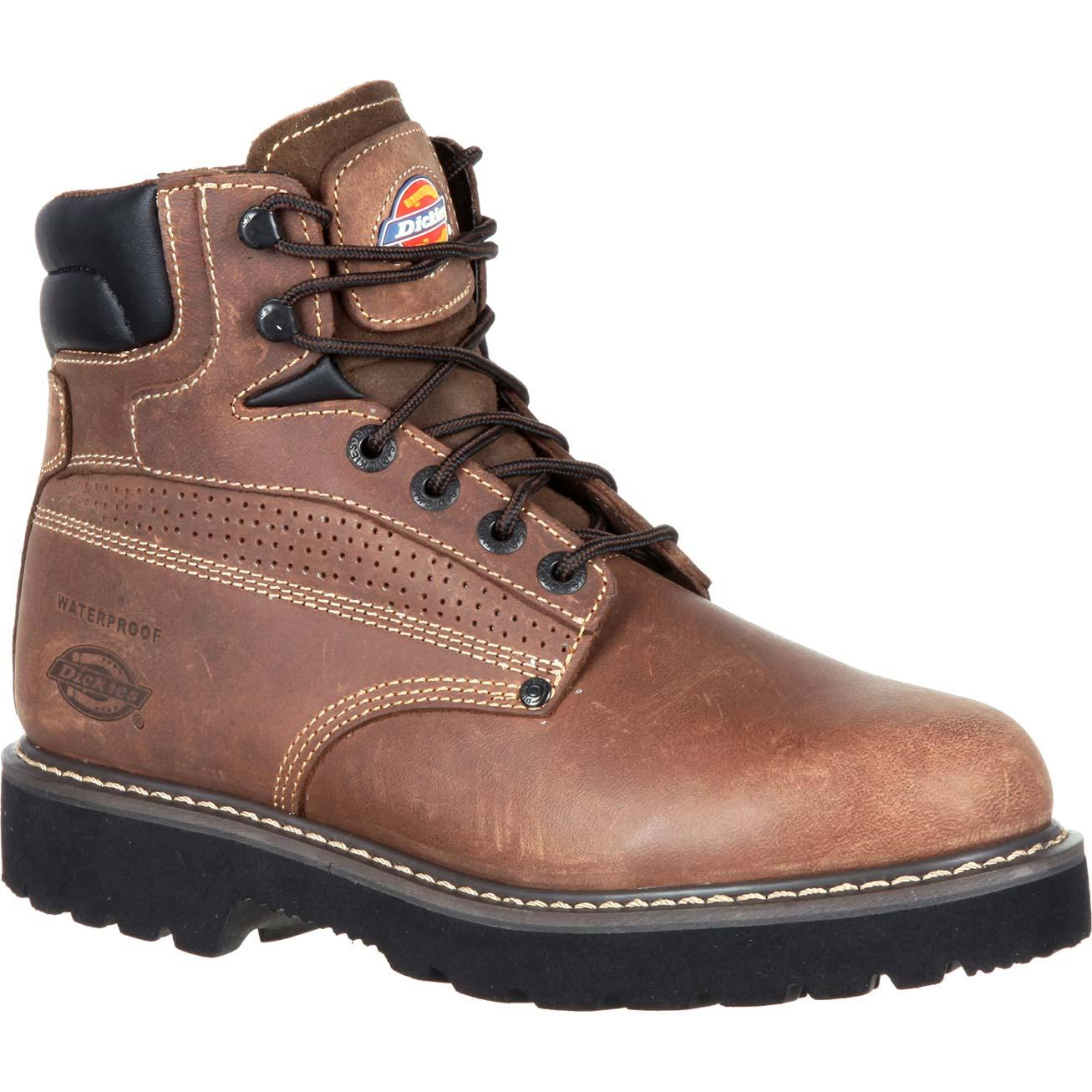 Dickies Breaker Steel Toe Work Boot Dps712