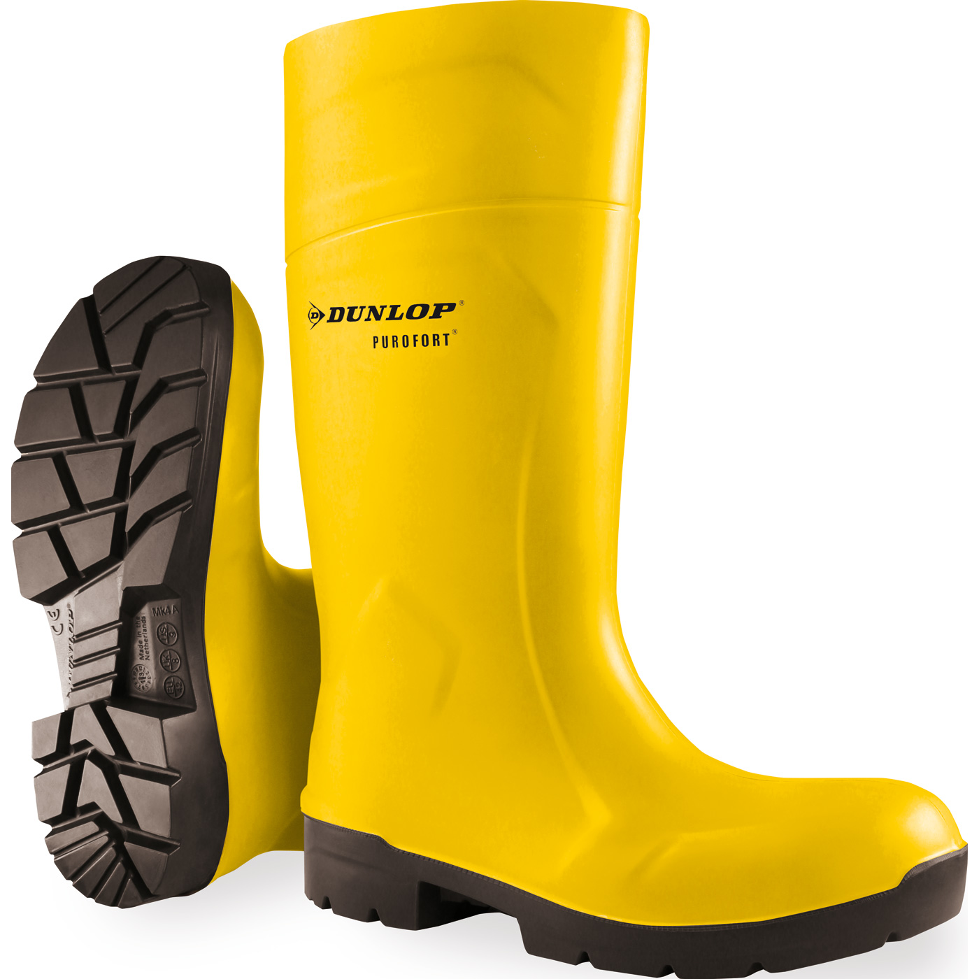 buy popular 0e227 d8af6 ... Dissipative Waterproof Slip-Resistant Rubber BootDunlop® Purofort®  FoodPro MultiGrip Steel Toe Static Dissipative Waterproof Slip-Resistant Rubber  Boot,