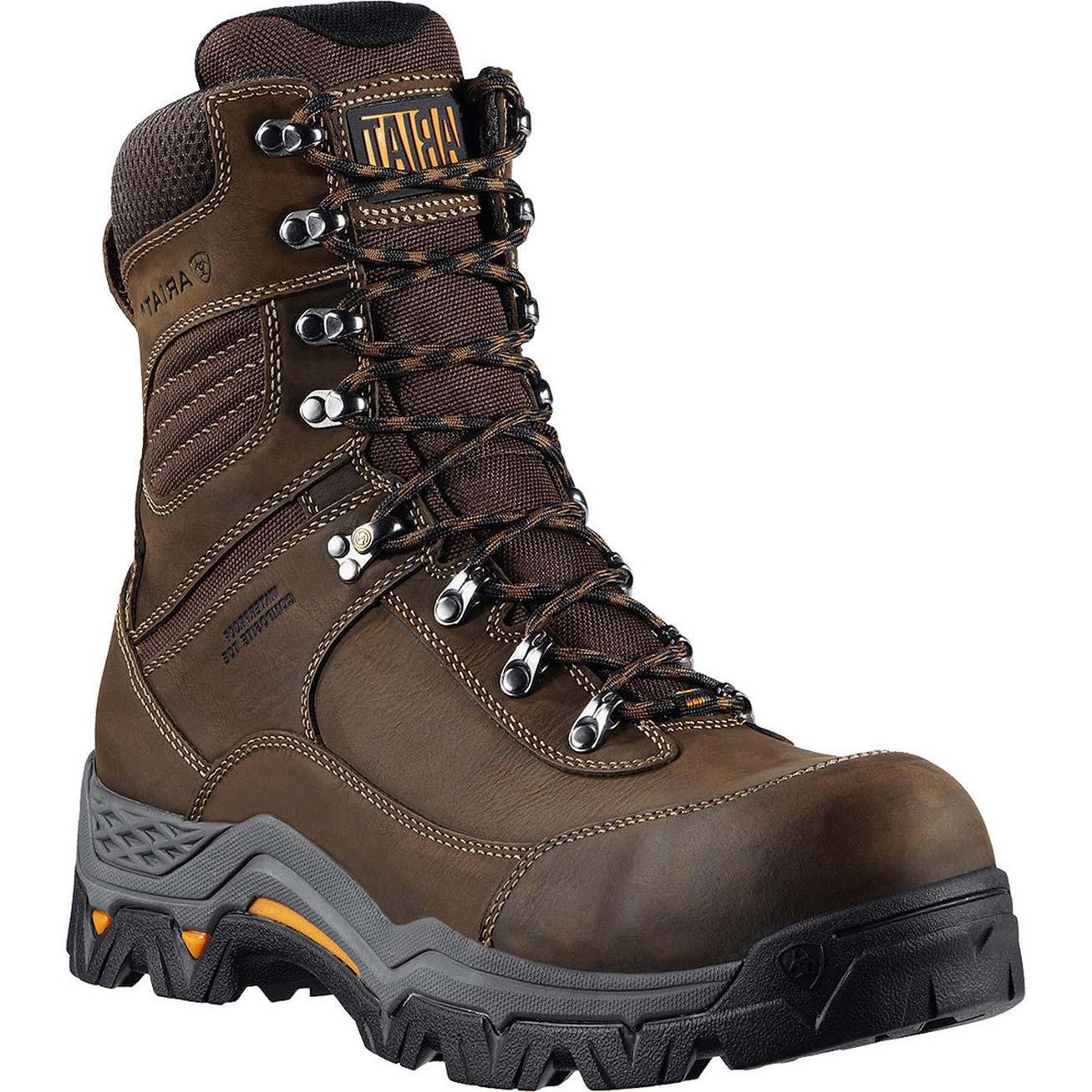 e9d11f28014 Ariat WorkHog Trek Composite Toe Waterproof Work Boot
